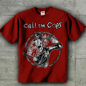 Shirt-Suicide-Cop-Red